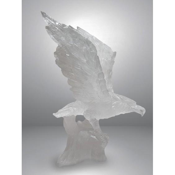 Αετός από διάφανο χαλαζία