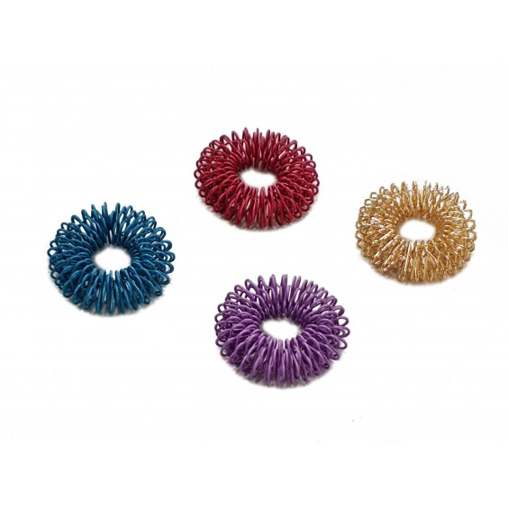 Δαχτυλίδι βελονιστικού μασάζ (su jok ring)