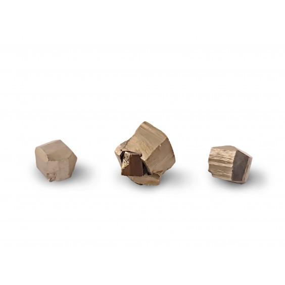 Σιδηροπυρίτης κυβικός (μικρό μέγεθος)